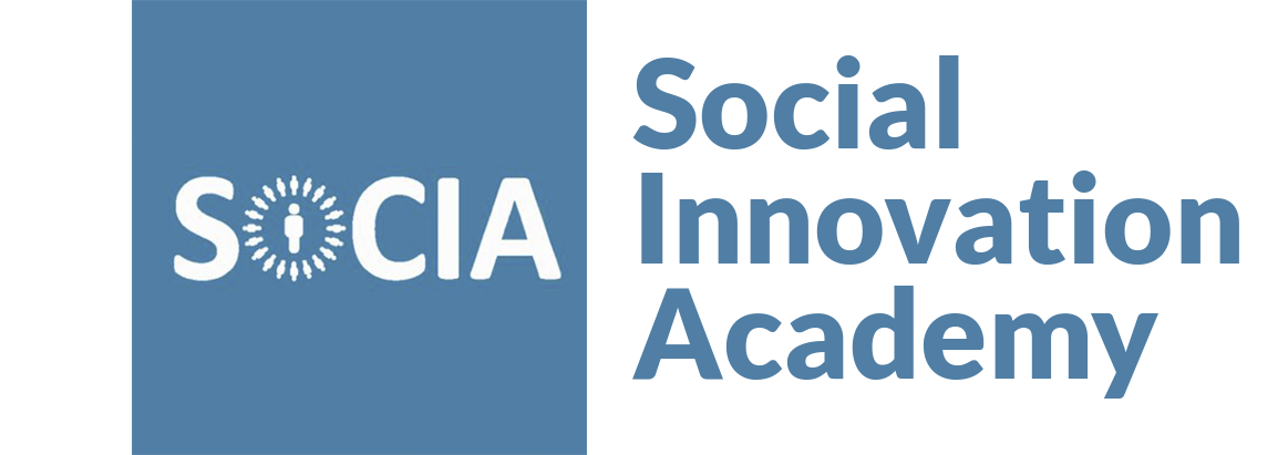 Logo Social Innovation Academy European Project